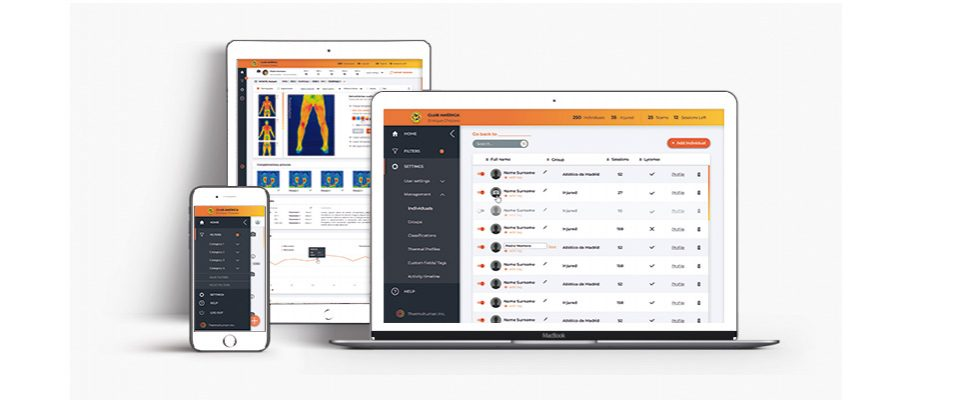 ThermoHuman – Software Interface